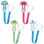 Mam  Soother Clip and Hygeine cover for teat protection 0m+  5 colours bpa free