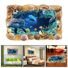 Removable 3D Floor Wall Sticker Home Room Mural Decal Vinyl Art Decor 90*60cm
