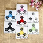 100pcs/lot Fidget Spinner Toy Hand Finger Tri Spinner  Hand Spinner Kid & Adults