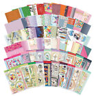 Hunkydory Special Days Luxury Die Cut Topper Sets Cardmaking Kits