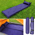 camping sleep mat - Self Inflatable Inflating Air Mattress Sleeping Pad Outdoor Bed Camping Mat