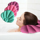 Home Soft Bathroom Inflatable Pillow Back Neck Cushion Bathtub Rest Relax Mat