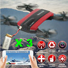 JXD 523 Quadcopter Selfie RC Drone Elfie WiFi Camera Headless FPV G-sensor
