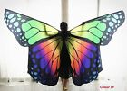 New 2017 Butterfly Belly Dance Costume 360°Isis Wings Egyptian Dance Wear