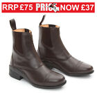Clearance Size 4 / black | Shires Oxford Paddock ZIP UP Jodhpur Boot | RRP £75