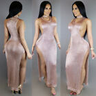 Sexy-Womens-Long-Sleeveless-Bandage-Bodycon-Evening-Party-Cocktail-Club-Dress