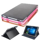 PU Leather Stand Flip Cover Case For 10.8 inch Chuwi HI10 Plus Tablet+Protector