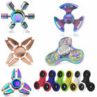 10X Hand Spinner Finger EDC Focus Toys Anxiety Stress Reliever For Kids Adults