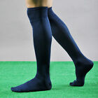 US Men's Sport football Soccer Long Socks Over Knee High Sock Baseball Hockey