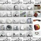 """4"""" 100mm Universal Round Cooker Hood Extraction Vent Duct High Quality Fast Post"""