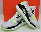 Nike Air Zoom 90 IT Mens Golf Shoes - White Gray Black Volt - New in Box
