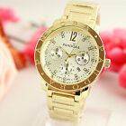 Brand New PANDORAS Watch Fashion Steel Quartz Women Lady Wacthes Wristwatch PE#