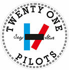 21 Pilots Twenty One *sizes* Vinyl Sticker Decal Wall Bumper Laptop