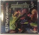 Syphon Filter 3 AMERICAN FLAG COVER. RARE NOT A PROMOTIONAL CUT OUT OR DEMO