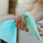 Silicone Reusable Icing Piping Cream Pastry Bag DIY Mold Cake Decorating Tools