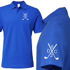 DC82 Mens Golf Polo Shirt Available in 12 Colours and With or Without Our Logo