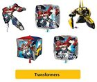 "TRANSFORMERS FOIL BALLOONS (SuperShape/Kids/Birthday/Party/Foil/18""/Latex)"