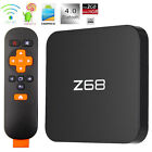 Z68 TV Box RK3368 Octa-core Android 5.1 Dual Band WiFi BT 2GB 16GB Media Player