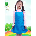Baby For Children's Aprons Baby Girl Boy Aprons Kitchen Garden Kid's Aprons