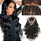 8A Pre Plucked 360 Full Frontal Lace Wigs Glueless Brazilian Virgin Human Hair s