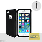 Shockproof Case/Cover For Apple iPhone 5 5s SE + Screen Protector / Gel / Hybrid