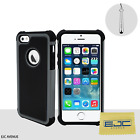 Shockproof Case/Cover Apple iPhone 5 5s SE  + Screen Protector / Hybrid