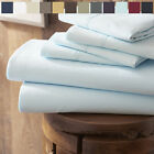 Home Collection Premium 4 Piece Bed Sheet Set -FREE BONUS PILLOWCASES! image