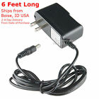 6FT Extra Long AC Power Supply Adapter Cable Cord Charger For Android TV Box