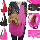 Pet Dog Cat Puppy Carrier Comfort Travel Tote Shoulder Bag Sling Backpack S/M/L