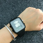 New Fashion Women Dress Alloy SteelBear Wristwatch Quartz Digital Watch 5 Colors