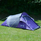 Trail SS 2 Man Pop Up Tent Quick Pitch Festival Camping Waterproof 1500mm HH New