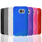 Ultra Slim Gel Case S-Curve TPU Soft Thin Cover for Samsung Galaxy S8 | S8 Plus