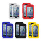 Premium Waterproof Shockproof Snow Proof Case Cover For iPhone 6/6S 6/6S Plus