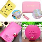 Nail Stamping Plate Holder Case Organizer For Round Square Rectangular Template