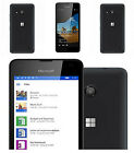 Microsoft/Nokia Lumia 550 Black & white 3G SIM Free Windows(10) Smartphone