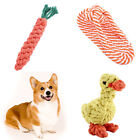 Pet Dog Durable Cotton Rope Braided Molar Chew Toy Training Bite Toy Puppy Play