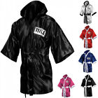 Title Boxing Stock Full Length Satin Walkout Robe