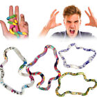 Funny Stress Relieves Fidget Fiddle Toy  Autism  Help Tangle Novetly Twist Rope