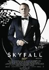 SKYFALL Poster James Bond 007 Daniel Craig Large Film FREE P+P, CHOOSE YOUR SIZE £16.9 GBP on eBay