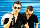 Last Shadow Puppets Poster Alex Turner Miles Kane 2016 FREE P+P CHOOSE YOUR SIZE