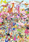 Adventure Time Poster Kids TV Characters Quality Large FREE P+P CHOOSE YOUR SIZE