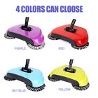 Hand Push Sweeper Automatic Household Cleaning Broom No Electricity