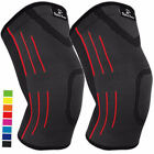 Внешний вид - 1 PAIR Knee Compression Sleeves for Arthritis Joint Pain Relief, Workout Braces