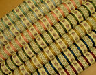 Regency Stripe Fabric - Ideal For Dining Chairs - Upholstery Curtains Cushions