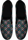 ProSphere Unisex Bird is the Word All Over Print  Slip Ons ()