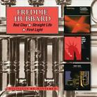 FREDDIE HUBBARD - RED CLAY/STRAIGHT LIFE/FIRST LIGHT NEW CD