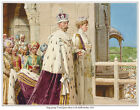 QUEEN MARY AND KING GEORGE V OF THE UNITED KINGDOM AT DELHI DURBAR PRINT