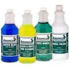 Chrome Wheel & Tire Cleaner Polish & Tire Shine Kit FREE SHIPPING