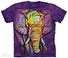 New The Mountain Russo Elephant T Shirt