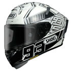 Shoei X-Spirit 3 ECE Helmet - Marc Marquez Replica #5 - White
